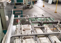 Sugarcane Bagasse Tableware Pulp Molded Machine With Robot Arm