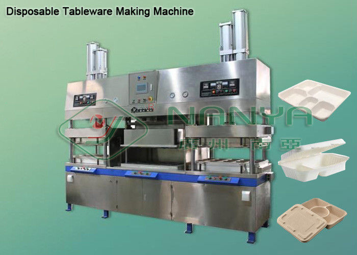 Disposable Sugarcane 900*600mm Paper Plate Making Machine